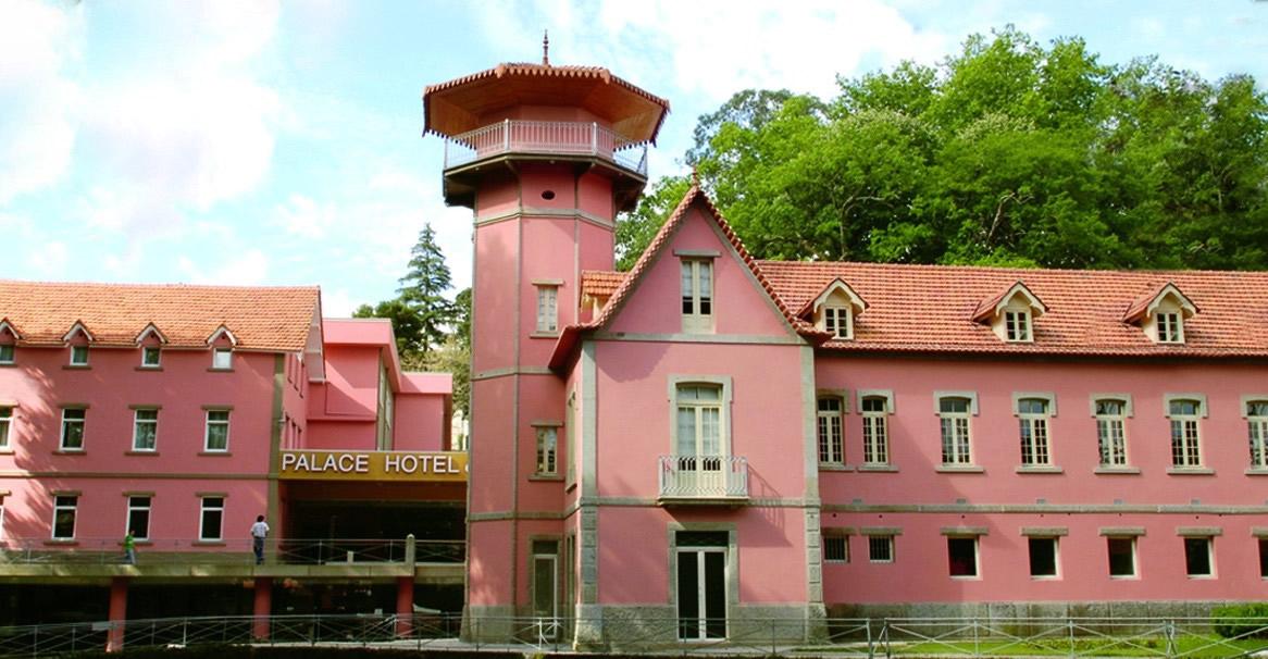 Palace Hotel & SPA Termas de São Vicente