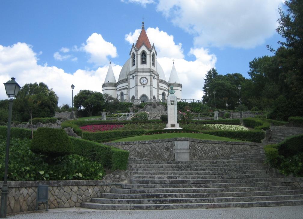 Igreja do Sameiro em Penafiel